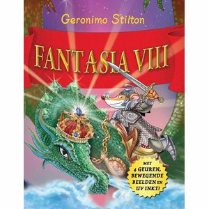 Geronimo Stilton - Fantasia VIII (8)