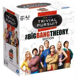 The Big Bang Theory: Trivial Pursuit Board Game