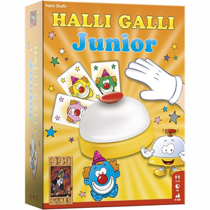 999 Games Halli Galli Junior - Kaartspel