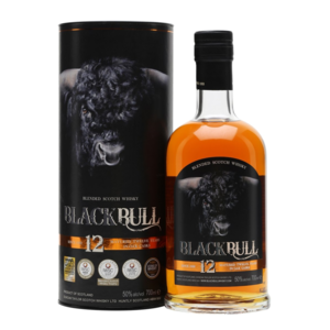 Black Bull 12yo DT, 70 cl | 50°