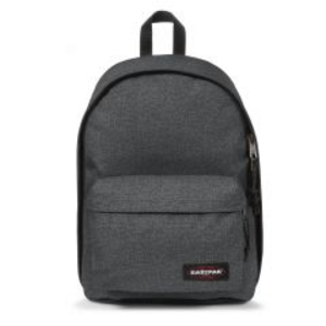 Eastpak Dagrugzakken Out of Office Black Denim 27 L