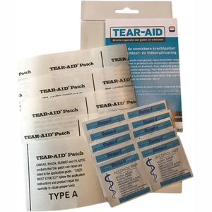 Tear-Aid type A Refill, 5 patches 14 x 7,6cm