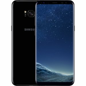 Samsung Galaxy S8+ - 64GB - Midnight Black (Zwart)