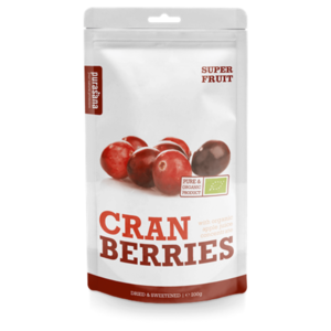 Purasana Superfood Cranberries 250 g