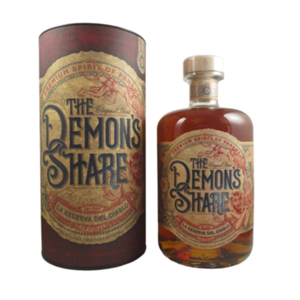 The Demon's Share Rum Based Spirit, 70 cl  | 40°