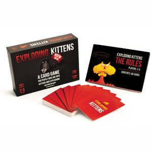 Exploding Kittens NSFW English Edition