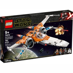 LEGO Star Wars - Poe Damerons X-wing Fighter - 75273