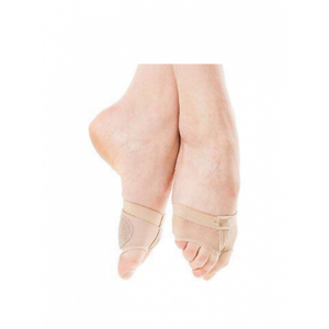 Papillon Dansschoenen Slip-on Foot Pads Nude