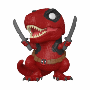 Pop! Marvel: Deadpool 30th Anniversary - Dinopool