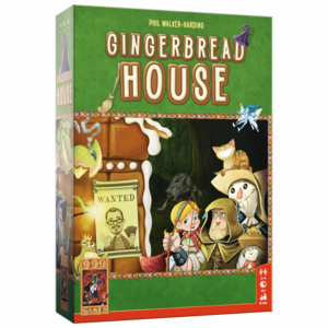 Gingerbread house (999 Games)