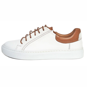 Calvin Smith Lage Sneakers 6151710 wit