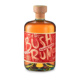 Bush Rum Original Spiced, 70 cl | 37,5°