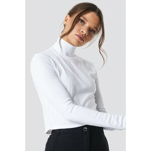 NA-KD turtle neck top