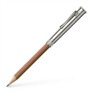 Graf Von Faber Castell Vulpotlood Perfect Pencil Brown