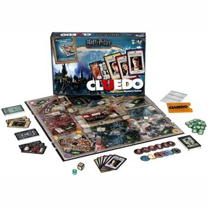 Harry Potter Board Game Cluedo 2nd Edition *English Version*