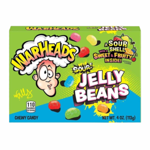 Sour Jelly Beans 113 gr.