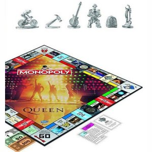 Queen Board Game Monopoly *English Version*