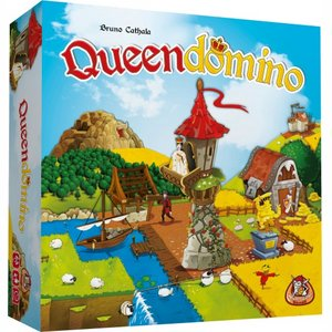 Queendomino  (White Goblin Games)