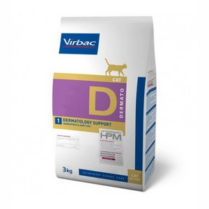 Virbac Cat Dermatology kattenvoeding