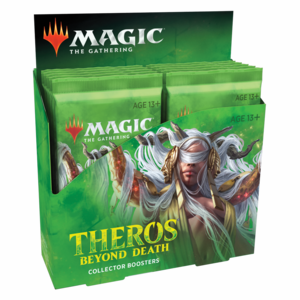 Magic the Gathering Theros Beyond Death Collector Booster Display Trading Cards