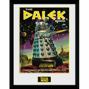 Doctor Who: The Dalek Book