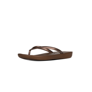 FitFlop Teenslippers IQushion E54 brons