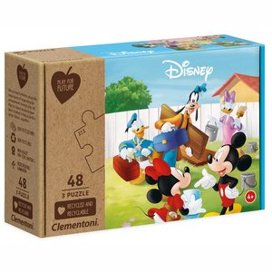 Puzzel Mickey Mouse