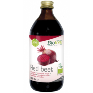 Biotona fuel for life rode biet (red beet) 500 ml