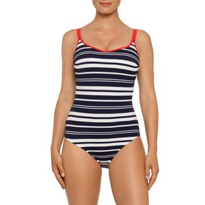 Prima Donna Swim Pondicherry badpak in blauw en wit