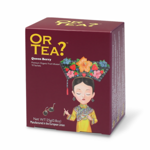 Or Tea? - Queen Berry - Box 10