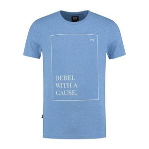 Street Rebel (heather blue)