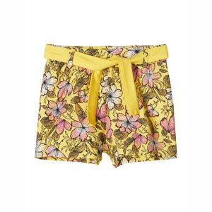 Name it falina shorts mini geel