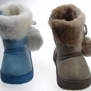 Soft Touch Boots blauw