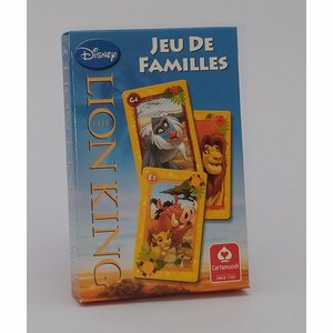 The Lion King - Jeu de Familles