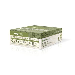 ekoclay Clay anticellulite ointment 120g Plastic jar