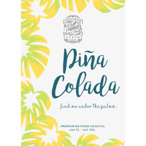 Pina Colada - Cocktail