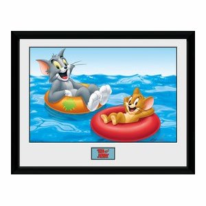 Tom and Jerry - Floats