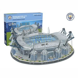 3D Puzzle Manchester City: Etihad Stadium 132 pieces