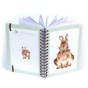 Notitieboek - Daisy Rabbit A5