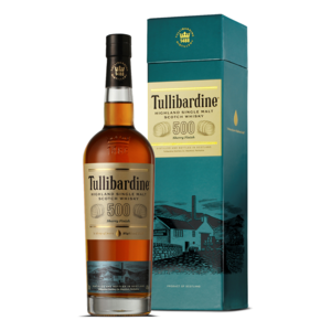 Tullibardine 500 Sherry Finish, 70 cl | 43°