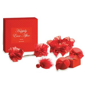 Bijoux Indiscrets - Happily Ever After Bridal Box Red Label