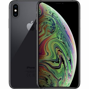 iPhone XS Zwart