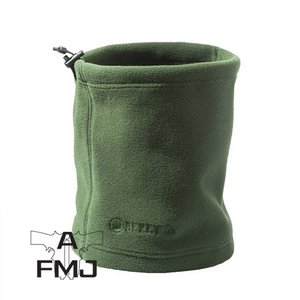 Beretta Fleece Neck Warmer Green
