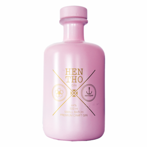 Hentho Gin The Pink Edition
