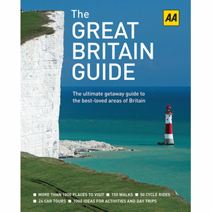 Boek The Great Britain Guide - AA Publishing