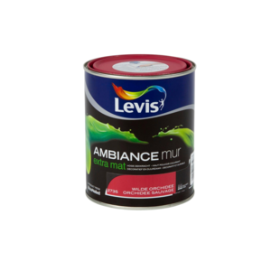 Levis Ambiance Mur Extra Mat Wilde Orchidee 1L