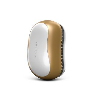 Cactus Hairbrush Barbora Gold