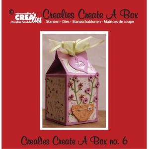 Crealies - Create a box 6