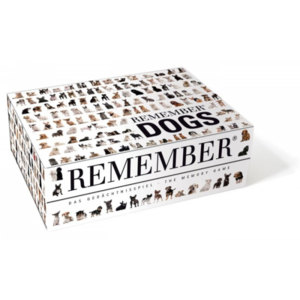 Remember Memory Game Dogs 44 stuks