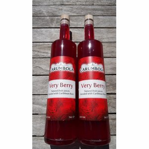 Duo pak/pack: CARUMBOLA Very Berry I 22% I 2 x 70cl I 2.5% korting/réduction